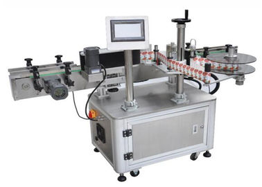 চীন 800W Automatic Drinking Water Bottle Labeling Machine 25M / Min সরবরাহকারী