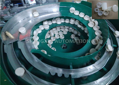 চীন Flexible Cap Automated Assembly Machines Bottles Feeders For Packing Industry সরবরাহকারী
